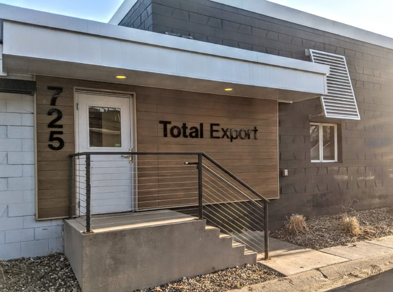 Total Export main office